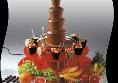 choc fountain 2