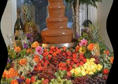 choc fountain 3